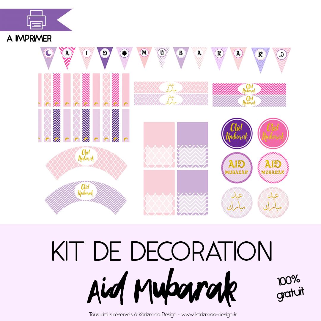 kit de d coration aid mubarak kariizmaa design