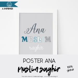 Ana Muslim Saghir