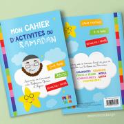 Mon cahier d'activités du Ramadan 2 – 4 ans